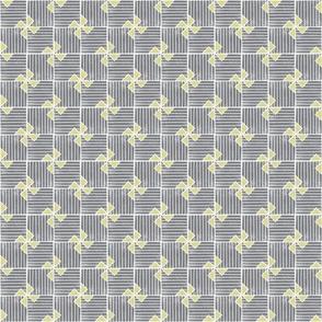 windmill gray-yellow small