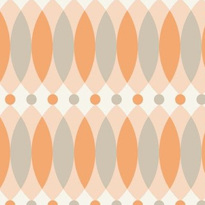 Little Drummer Girl apricot grey