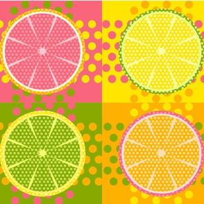 PopArt Citrus Fusion