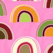 rainbow Rose Quartz