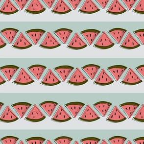 Watermelon tray misprint