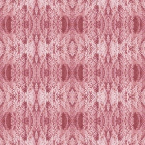 Red Feather Damask