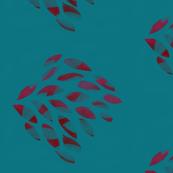 Petals - Jewel Tone