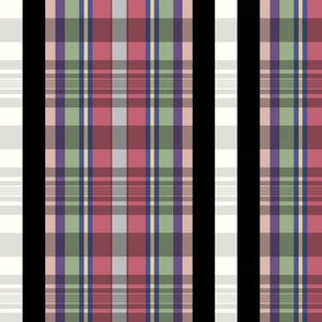 Colorful Christmas Tartan