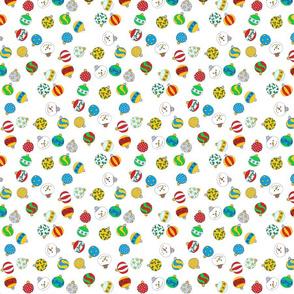 Christmas Bulbs - Small