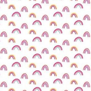 Rainbows Pastel