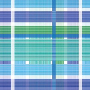 Gentle Disarray Plaid