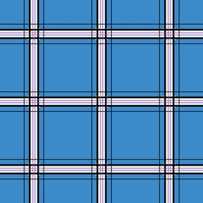 Trolley Intersection Plaid