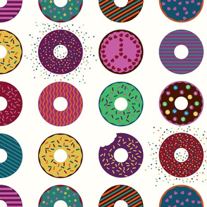 Jewel-Tone '70s Icings & Sprinkles