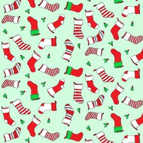 Christmas Stockings - Medium