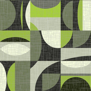 Disco Greens grays