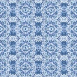 Slate Lace Diamonds