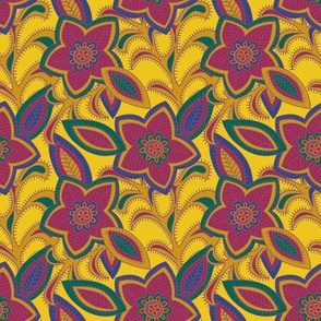 Floral 70s