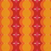 Warm Disco Suns - Small