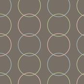 Vertical Circles Dark