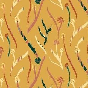 Yellow Botanicals