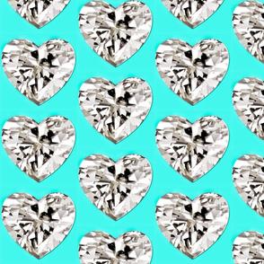 Diamond Heart Tiffany