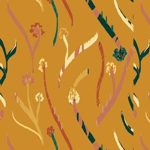 Mustard Yellow Botanicals