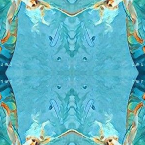 Nomi Malone Goddess Blue