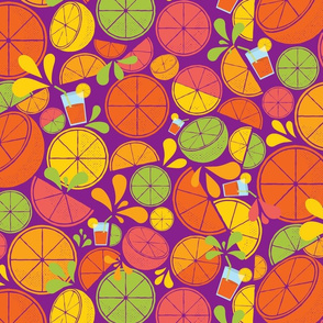 Citrus Splash by Meadowlark