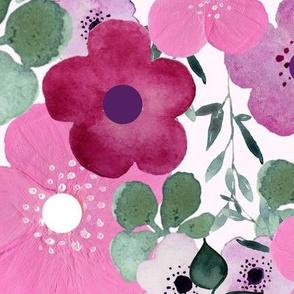 Pink Hue Petals