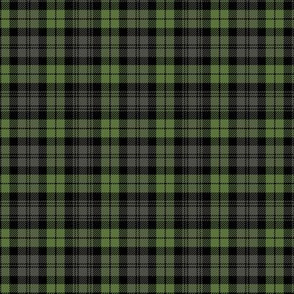 "Campbell tartan, 3""  weathered"