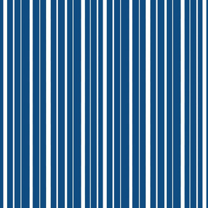 Stripes for classic blue