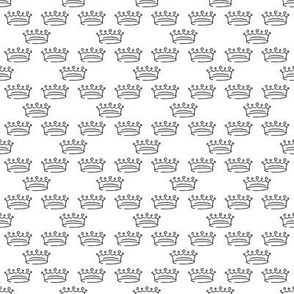 King crown pattern