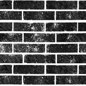 Black Bricks (Small Print Size)