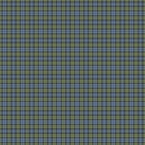 "Campbell tartan, 1""  faded custom"