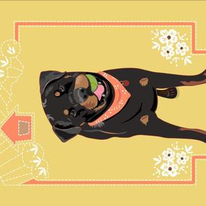 BLACK DOG -2-TEA TOWEL ROTATE-01