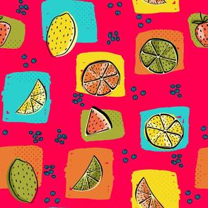 zesty fruit pop