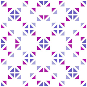 Geometric Purple_121