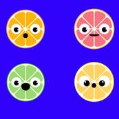 Pop Face Citrus