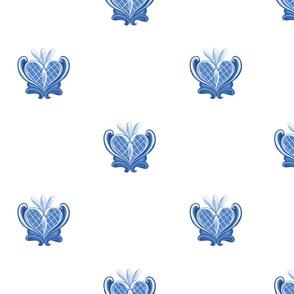 Heart Folk Art09 blue50 (1)