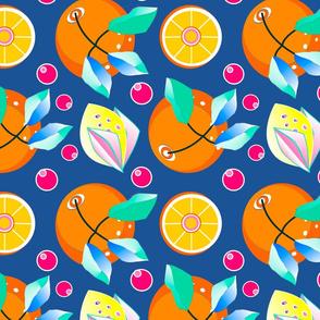 citrus pop blue