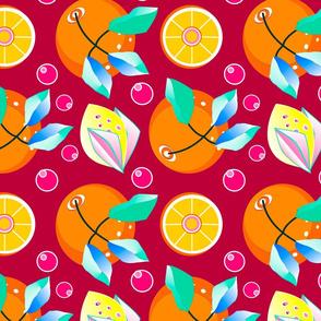 citrus pop red