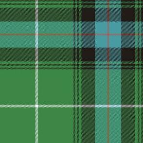 "MacDonald of the Isles, 8"" ancient colors"