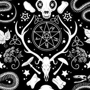 Dark Gothic Naturalist