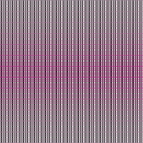 Pink Plaid Gradient (Medium Print Size)