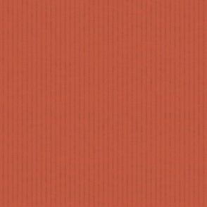 Terracotta Orange Color with Linen Texture