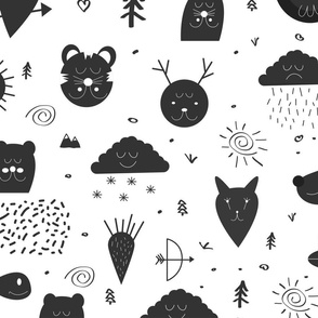 Scandinavian animals 03