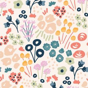 Modern Wildflowers