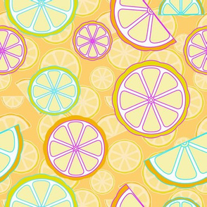 Citrus POP Art 2