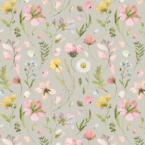 Pressed Flowers-045-01- Grey