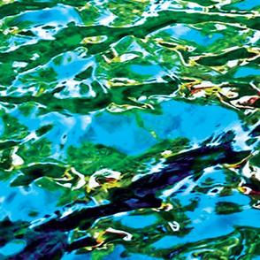 water 150 dpi 54.00in x 36.00in