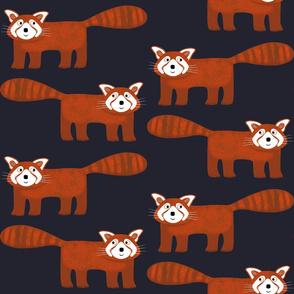 Red Panda Dark