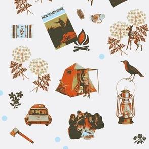 Vintage Camping 02