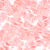 Peach-colored Abstract