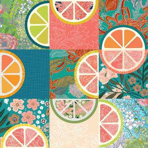 Citrus Delicious Pop Art